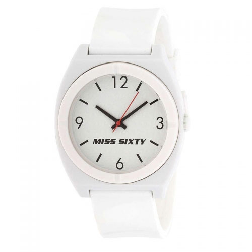 Miss Sixty Vintage White Watch