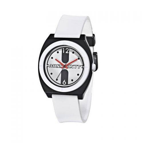 Miss Sixty Vintage Monochrome Watch