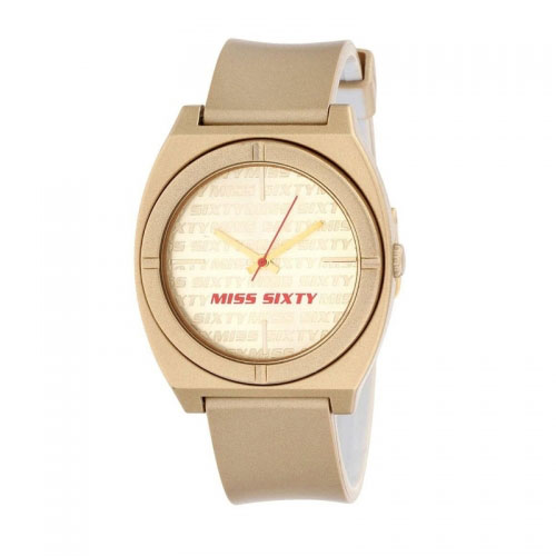Miss Sixty Vintage Gold Watch