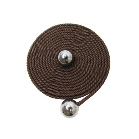Antonio Ben Chimol Chocolate Brown Pendulum Bracelet