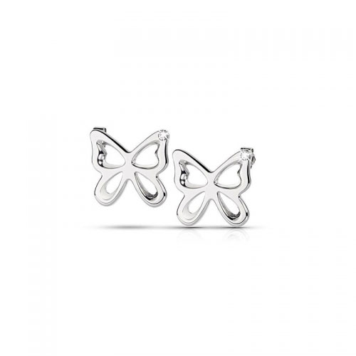 Morellato Delight Butterfly Stud Earrings