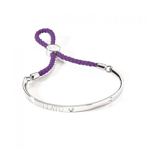 Morellato Rainbow Purple Bangle