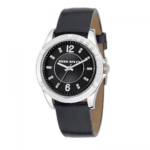 EX-DISPLAY: Miss Sixty Stud Black Watch