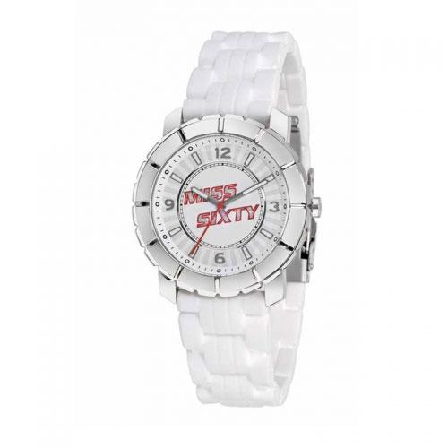 Miss Sixty Star White Watch