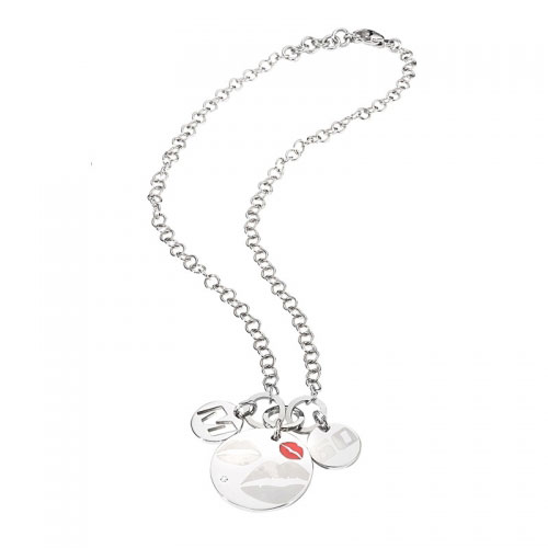 Miss Sixty Chance Red Necklace