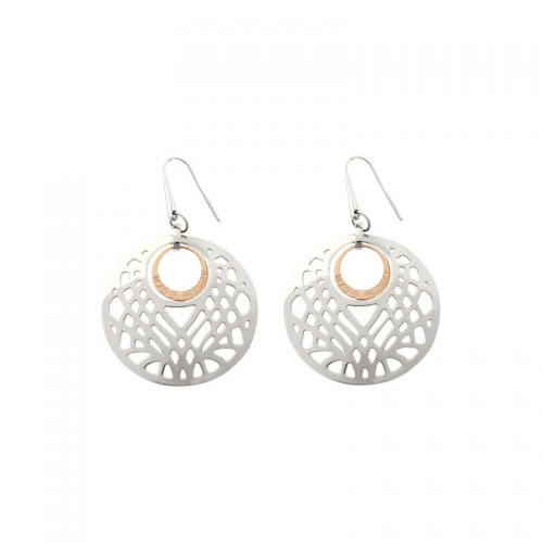 Miss Sixty Tunnel Earrings
