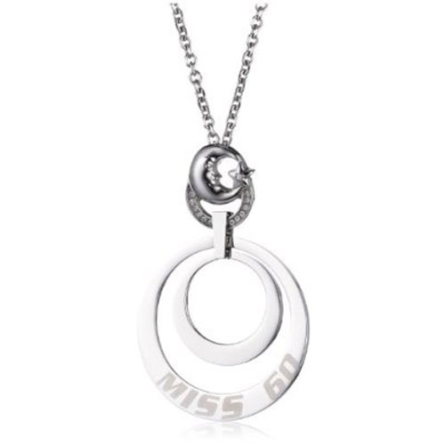 Miss Sixty Moon Necklace