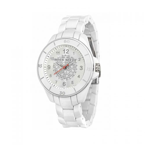 Miss Sixty Sugar White Watch