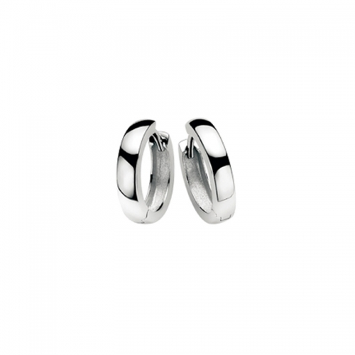 Zinzi Sterling Silver Earring Hoops