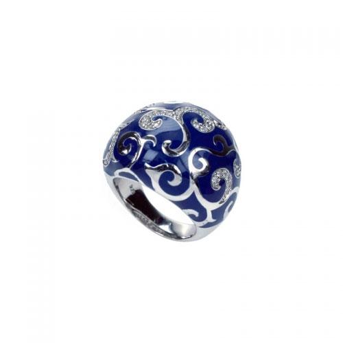 Belle Etoile Royale Blue Ring