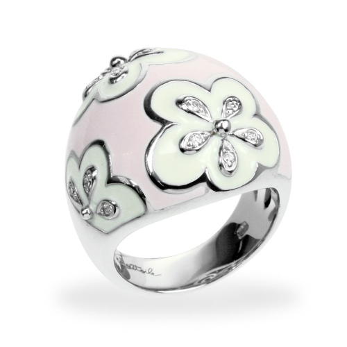 Belle Etoile Jasmine Pink Ring