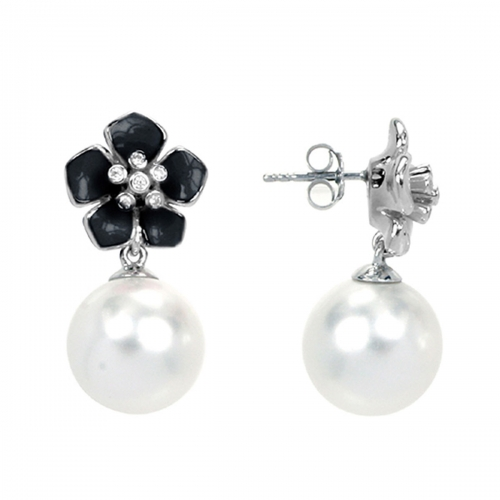 Belle Etoile Snowdrop Earrings
