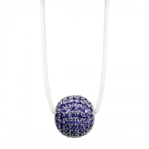 Belle Etoile Pop Purple Pendant