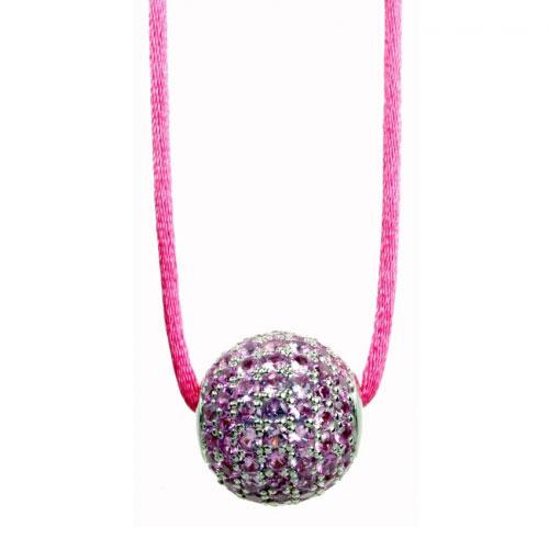 Belle Etoile Pop Pink Pendant