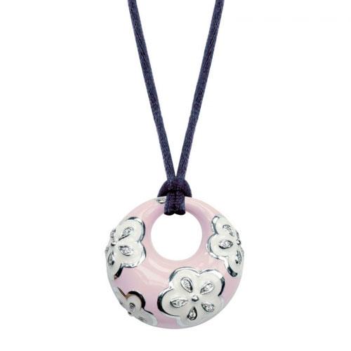 Belle Etoile Jasmine Pink Pendant