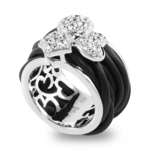 Belle Etoile Intrecci Ring