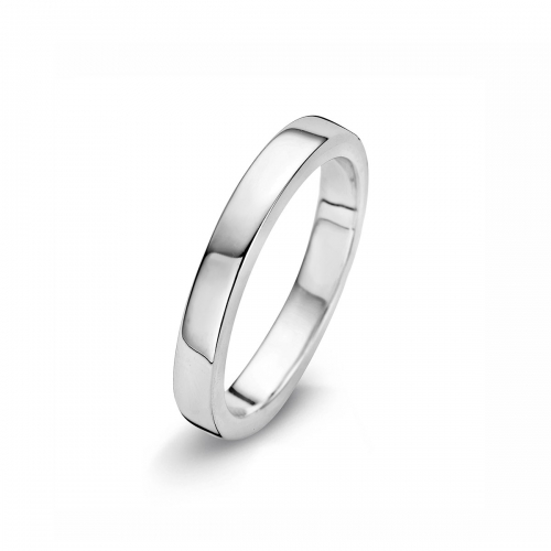 Claudine Silver 3mm Classic Ring