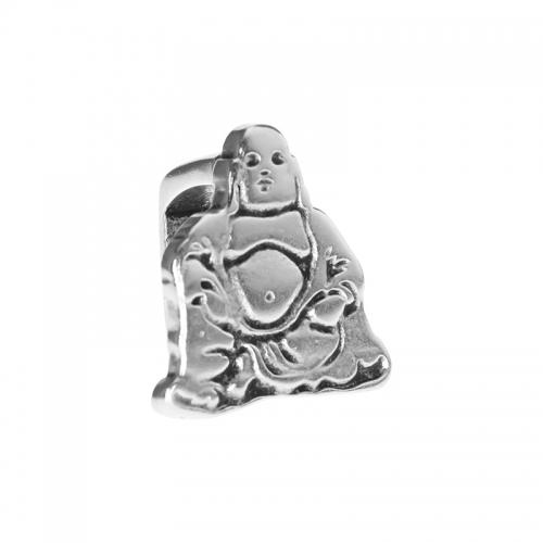 Senta La Vita Silver Buddha Charm