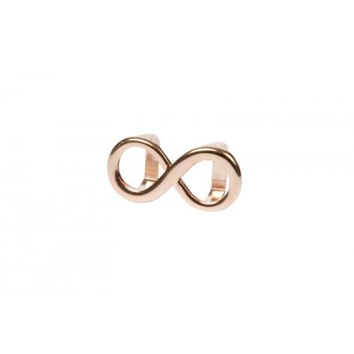 Senta La Vita Rose Gold Infinity Charm