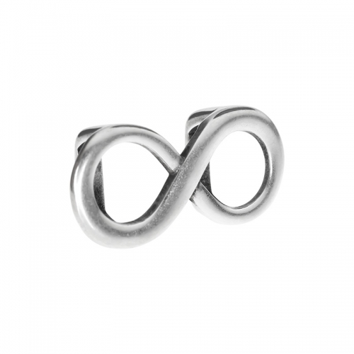 Senta La Vita Silver Infinity Charm