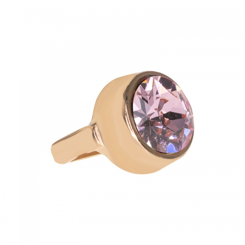 Senta La Vita  Light Rose Swarovski Charm