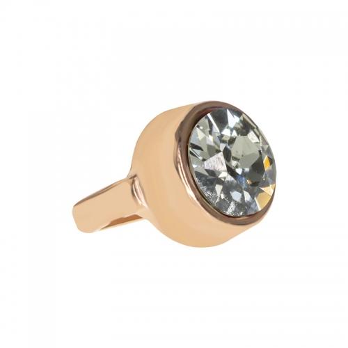 Senta La Vita  Black Diamond Swarovski Charm