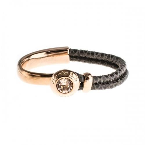 Senta La Vita Viperina Half Bracelet with Swarovski Stone