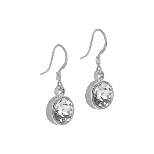 Senta La Vita Clear Swarovski Earrings