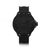 Holler Blackalicious All Black Sport Watch