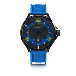 Holler Stax Blue Watch