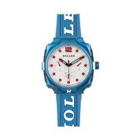 Holler Impact Blue Chrono Watch