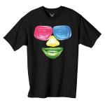 Holler T-shirts  Black Womack T-Shirt
