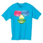Holler Crazies Bobby Womack Blue T-Shirt