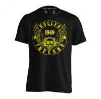 Holler Jenkins Black And Yellow T-Shirt