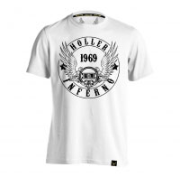 Holler Jenkins White And Black T-Shirt