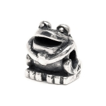 Trollbeads Frog Silver Bead 11307