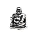 Trollbeads Buddha Silver Bead 11428
