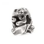 Trollbeads Four Frogs Silver Bead 11430