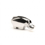 Trollbeads Polar Bear Silver Bead 11503 (RETIRED)