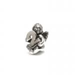 Trollbeads Cherub Number 2 Silver Bead 11322-02
