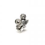 Trollbeads Cherub Number 9 Silver Bead 11322-09