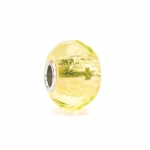 Trollbeads Lime Prism Silver & Glass Bead 60191