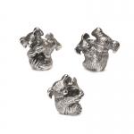 Trollbeads Koala Silver Bead 11512