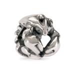 Trollbeads Cancer Silver Bead 11343