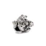 Trollbeads Family of Puppies Silver Bead 11355