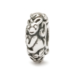 Trollbeads LIMITED EDITION Chinese Zodiac Rabbit Silver Bead LE11401-4
