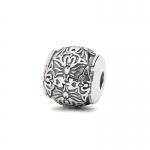 Trollbeads Opposites Silver Bead 11606
