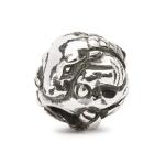 Trollbeads Chinese Zodiac Goat Silver Bead 11460