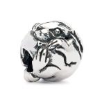 Trollbeads Chinese Zodiac Rabbit Silver Bead 11456