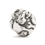 Trollbeads Chinese Zodiac Dog Silver Bead 11463